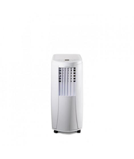 DAITSU ADP 12 CK Climatiseur mobile 3500 watts - 12 000 Btu - Déshumidification - Télécommande