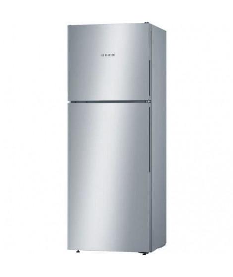BOSCH KDV29VL30 -Réfrigérateur congélateur haut-264 L (194 + 70 L)-Froid brassé-A++-L 60 x H161 cm-Inox