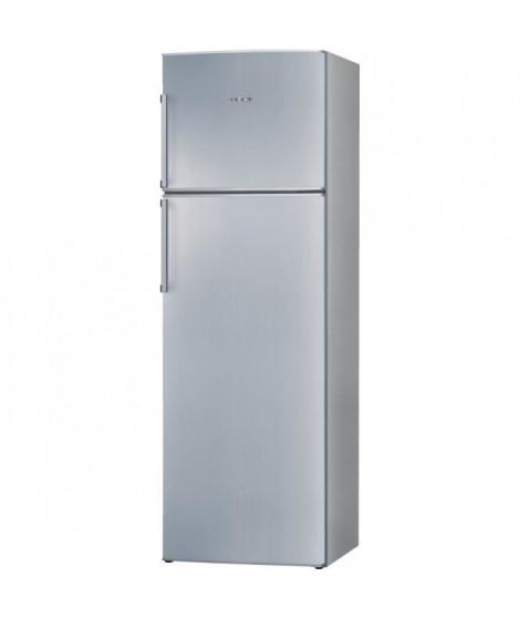 BOSCH KDN32X45 Réfrigérateur congélateur haut-309 L (246 + 63 L)-Froid ventilé-A+-L60 x H 185 cm-Inox