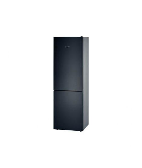 BOSCH KGV36VB32S - Réfrigérateur combiné - 307 L (213 + 94 L) - Froid low frost - A++ - L 60 x H 186 cm - Noir