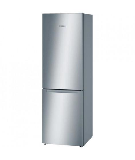 BOSCH KGN36NL30 Réfrigérateur congélateur bas - 302L (215L + 87L) - Froid NoFrost multiairflow - A++ - L 60 x H186cm - Portes…