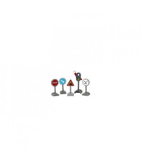 BRIO World  - 33864 - Panneaux De Signalisation