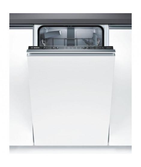 BOSCH SPV25CX00E - Lave vaisselle tout encastrable - 9 couverts - 45 dB en silence - A+ - L 45 cm