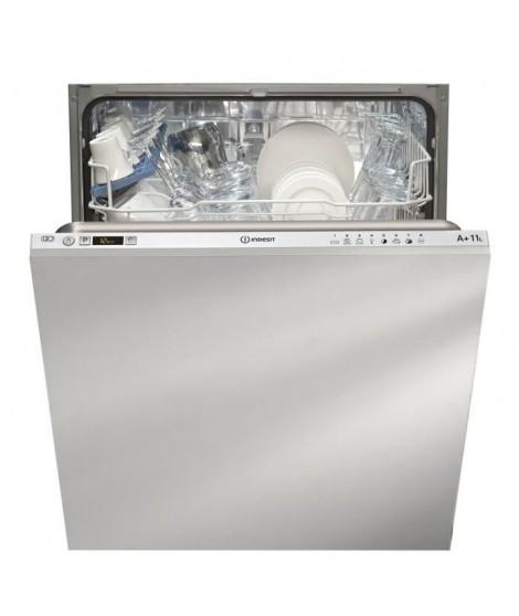 INDESIT EDIFP68B1AEU - Lave-vaisselle tout intégrable 13 couverts A+