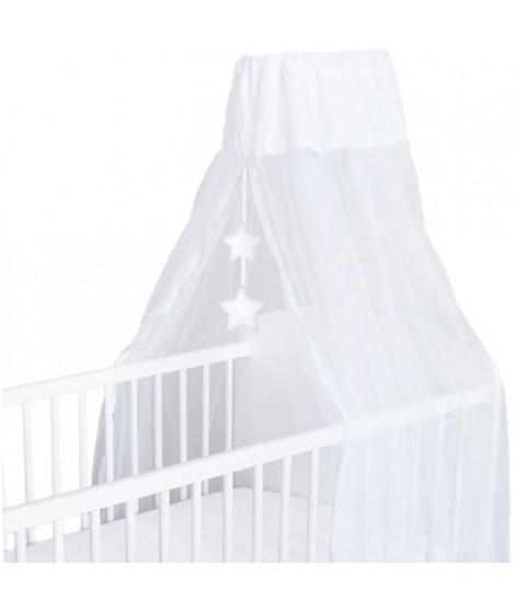 DOMIVA Ciel de lit moustiquaire universel - Blanc