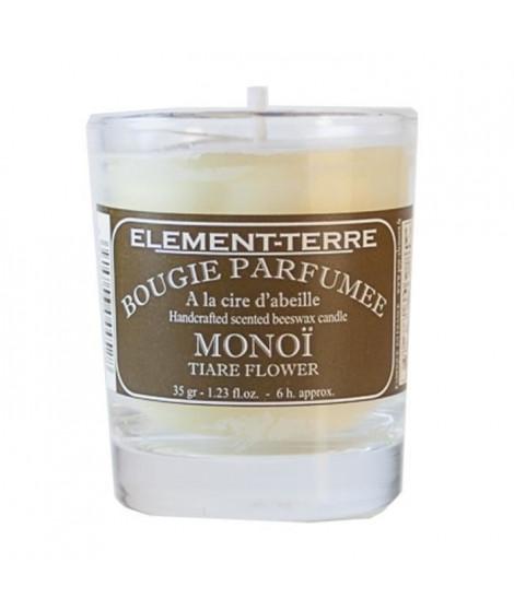 ELEMENT-TERRE Bougie Parfumée Monoi - 35 g