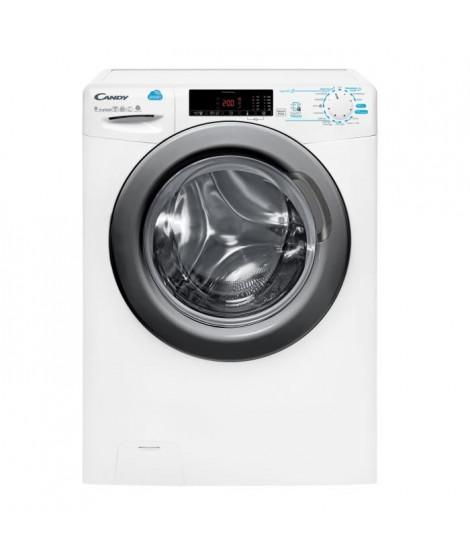 Lave-linge séchant hublot - CANDY - CSWS 496TR