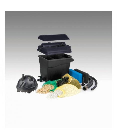 UBBINK Kit filtration pour bassin - FiltraClear 8000 +Set