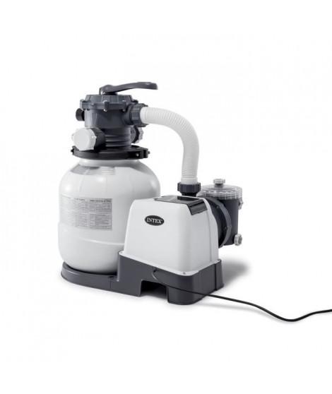 INTEX Filtre a sable - 6 m³/h - Pour Piscine jusqu'a 36 m³