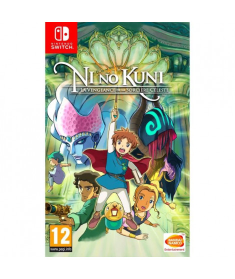 Ni no Kuni : La Vengeance de la Sorciere Céleste Jeu Switch