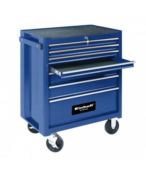 EINHELL Servante d'atelier métal vide BT-TW 150 a 7 tiroirs