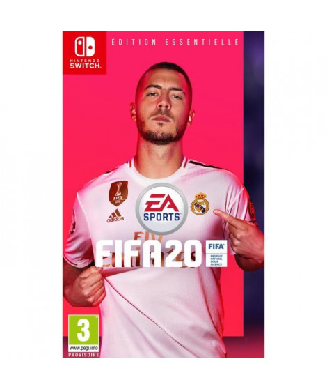 FIFA 20 Legacy Édition Jeu Switch