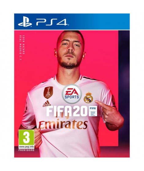 FIFA 20 Jeu PS4