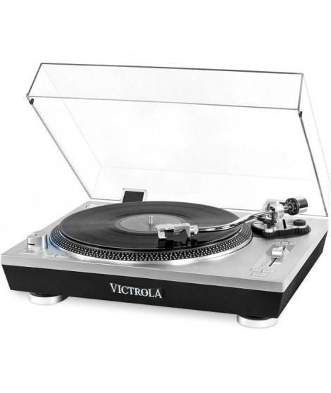 VICTROLA Pro Platine Vinile Automatique Bluethoot USB - Vinyle a MP3