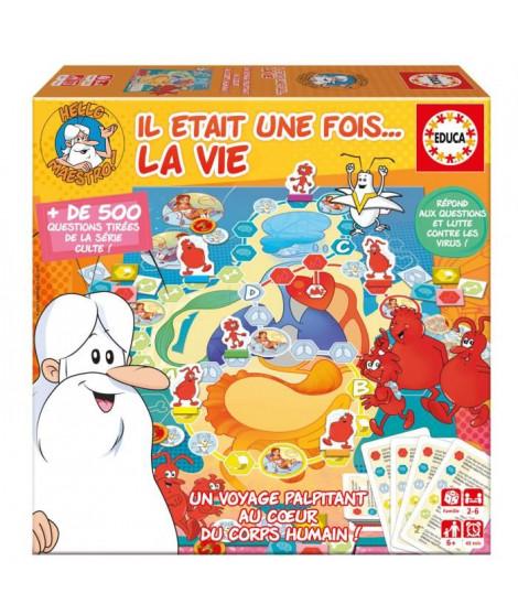EDUCA - Disney Classiques - Mini jeu Il était une fois...La vie