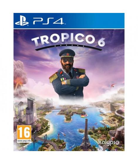 Tropico 6 Jeu PS4