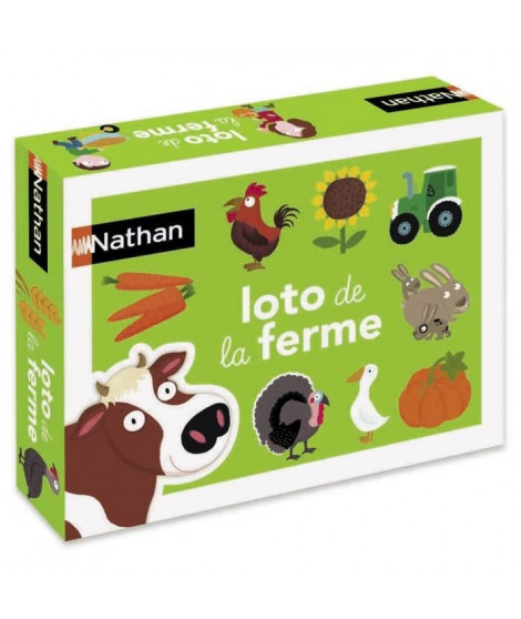 NATHAN - Le Loto de La Ferme