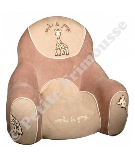 RENOLUX Steddy classic Fauteuil enfant Sophie la Girafe