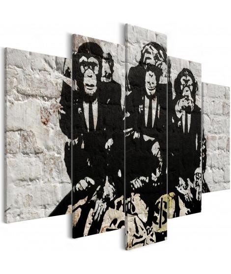 Tableau - Rich Monkeys (5 Parts) Wide