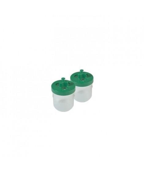 WINDHAGER Piege anti-limaces naturel x 2 - plastique (Lot de 3)