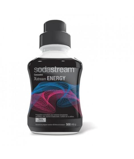 SODASTREAM Concentré Xstream Energy 500 ml (Lot de 3)