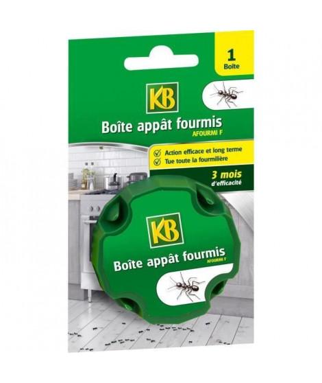 KB Boîte Appât Fourmis (Lot de 3)