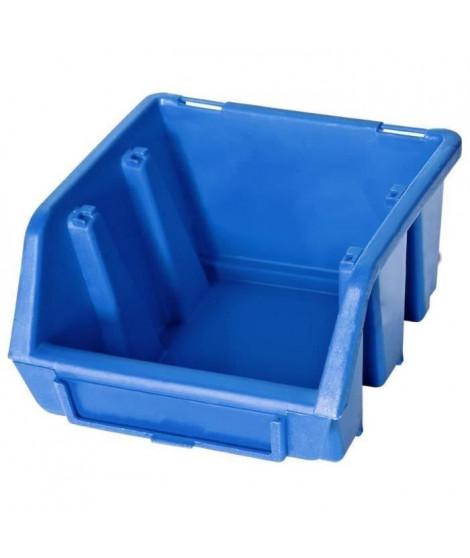 MEISTER Bac a bec0,5 l Bleu (Lot de 3)