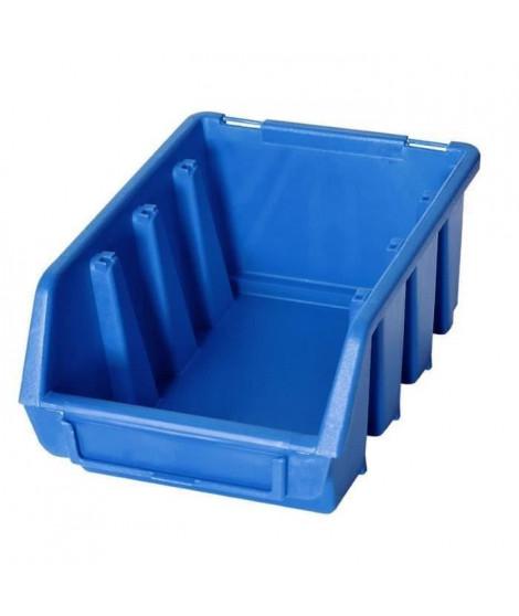 MEISTER Bac a bec0,8 l Bleu (Lot de 3)