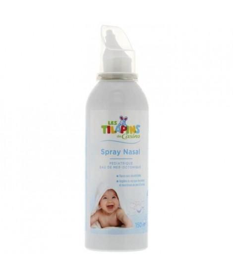 LES TILAPINS Spray Nasal Bébé 150 ml (Lot de 3)