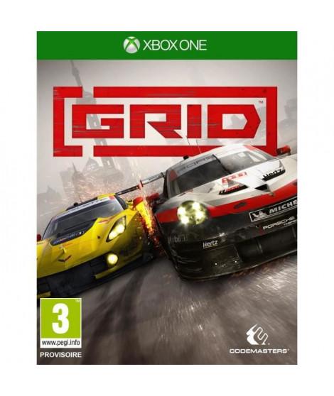 GRID Jeu Xbox One
