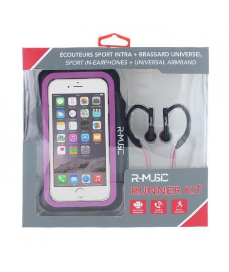 R-MUSIC Runner Kit - Rose