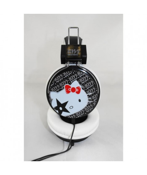 INOVALLEY CAQ17HK - Casque audio filaire Hello Kitty Kiss