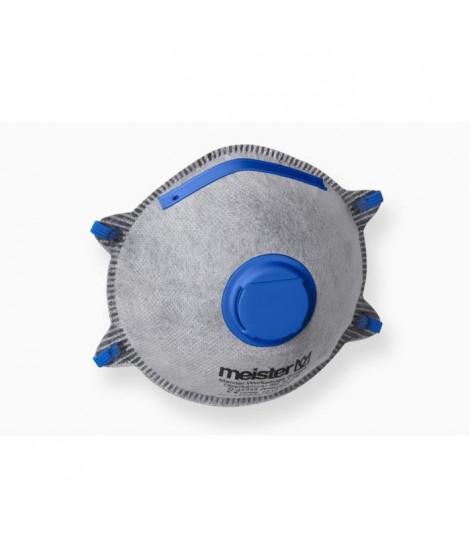MEISTER Masque avec filtre de charbon FFP2