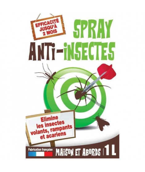NONA Spray anti-insectes - 1 L