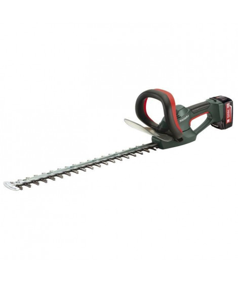 METABO Taille-haies AHS 18-55 - 18 V - Coupe propre