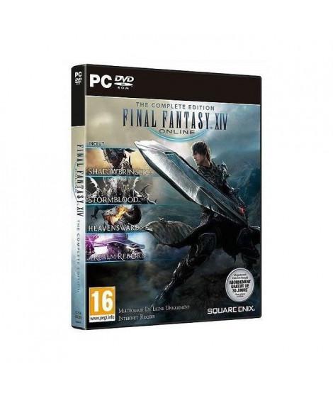 FINAL FANTASY XIV : Complete Edition Jeu PC