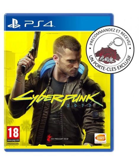 CYBERPUNK 2077 Edition Day One Jeu PS4 + Bonus de précommande
