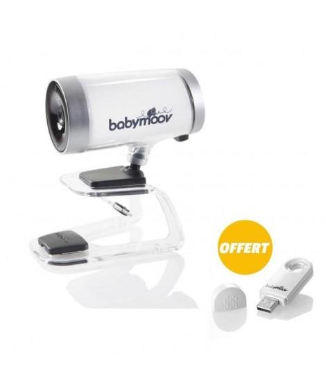 BABYMOOV Babycaméra 0% Emission Connecté + Clé Wi-fi offerte
