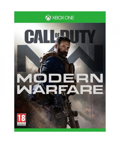 CALL OF DUTY : Modern Warfare Jeu Xbox One