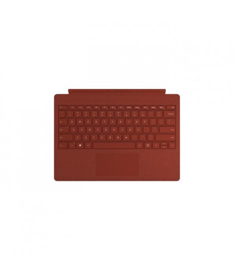 Clavier Microsoft Surface Signature Type Cover Surface Pro ? Rouge