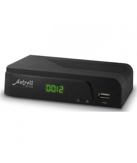 ASTRELL 011138 Adaptateur TNT HD - 1 port USB - Noir