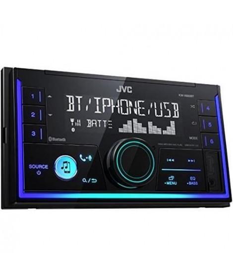 JVC Autoradio 2DIN Bluetooth KW-X830BT