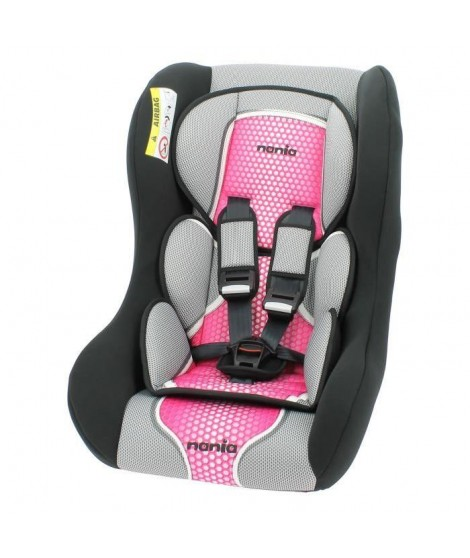 NANIA First Siege Auto trio sp first confort Gr0/1/2 - Rose