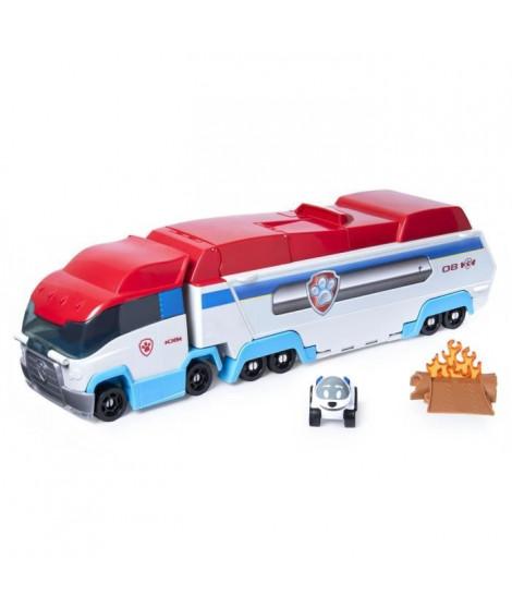 PAT PATROUILLE Camion Pat'Patrouilleur TRUE METAL?  - Playset 2 en 1