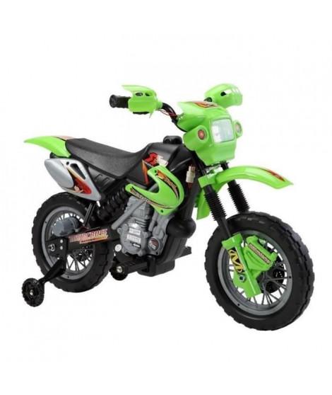 E-ROAD Motocross électrique - Vert