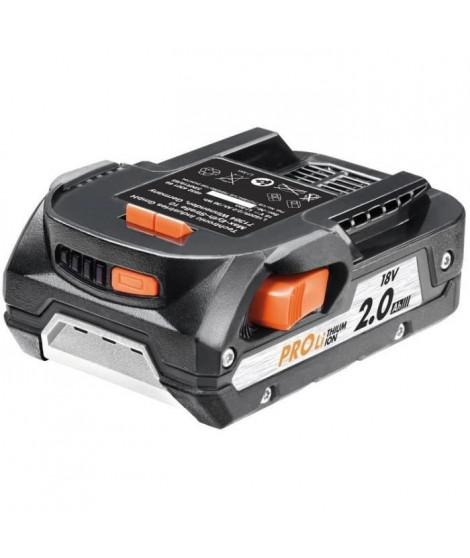 AEG POWERTOOLS Batterie 18 Volts 2,0 Ah Li-ION, systeme GBS