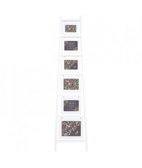 Cadre photo bois déco design échelle Casa Ladder