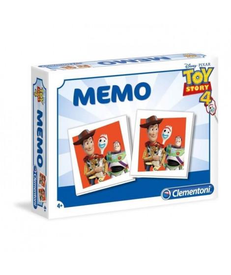 CLEMENTONI Mémo - Toy Story 4 - Jeu de mémorisation