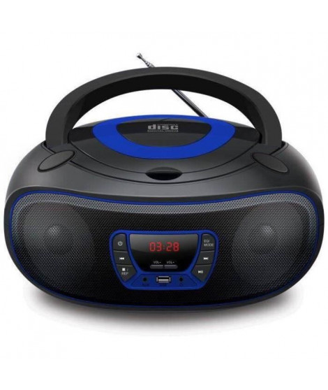 MPMAN CSU60 Radio CD DAB + - USB