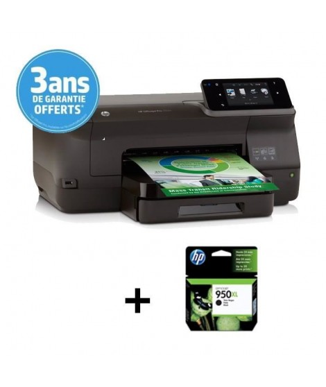Pack imprimante HP Officejet Pro 251dw + cartouche HP 950XL